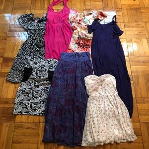 7 piece dress bundle